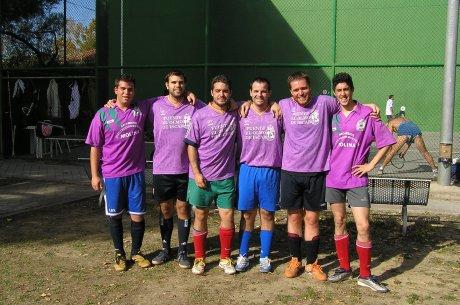 Liga 2007 2008 , alineación jornada3
